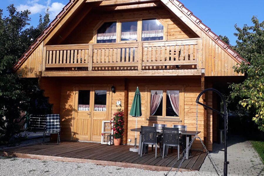 4-Sterne Ferienblockhaus, Glocker-Hof