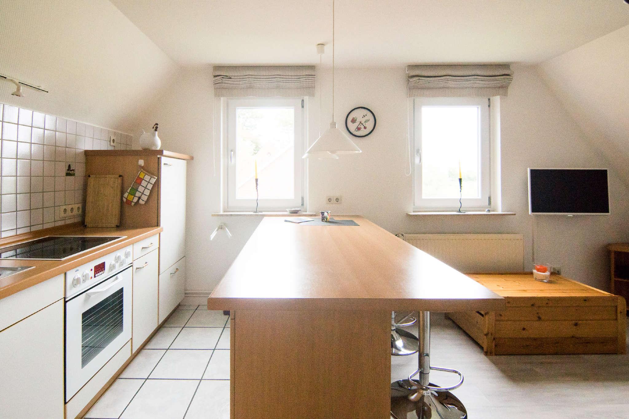 ferienwohnung hein in nordstrand schleswig holstein ursula ederer. Black Bedroom Furniture Sets. Home Design Ideas