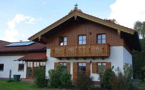 Haus am Hof - Ferienwohnung oben