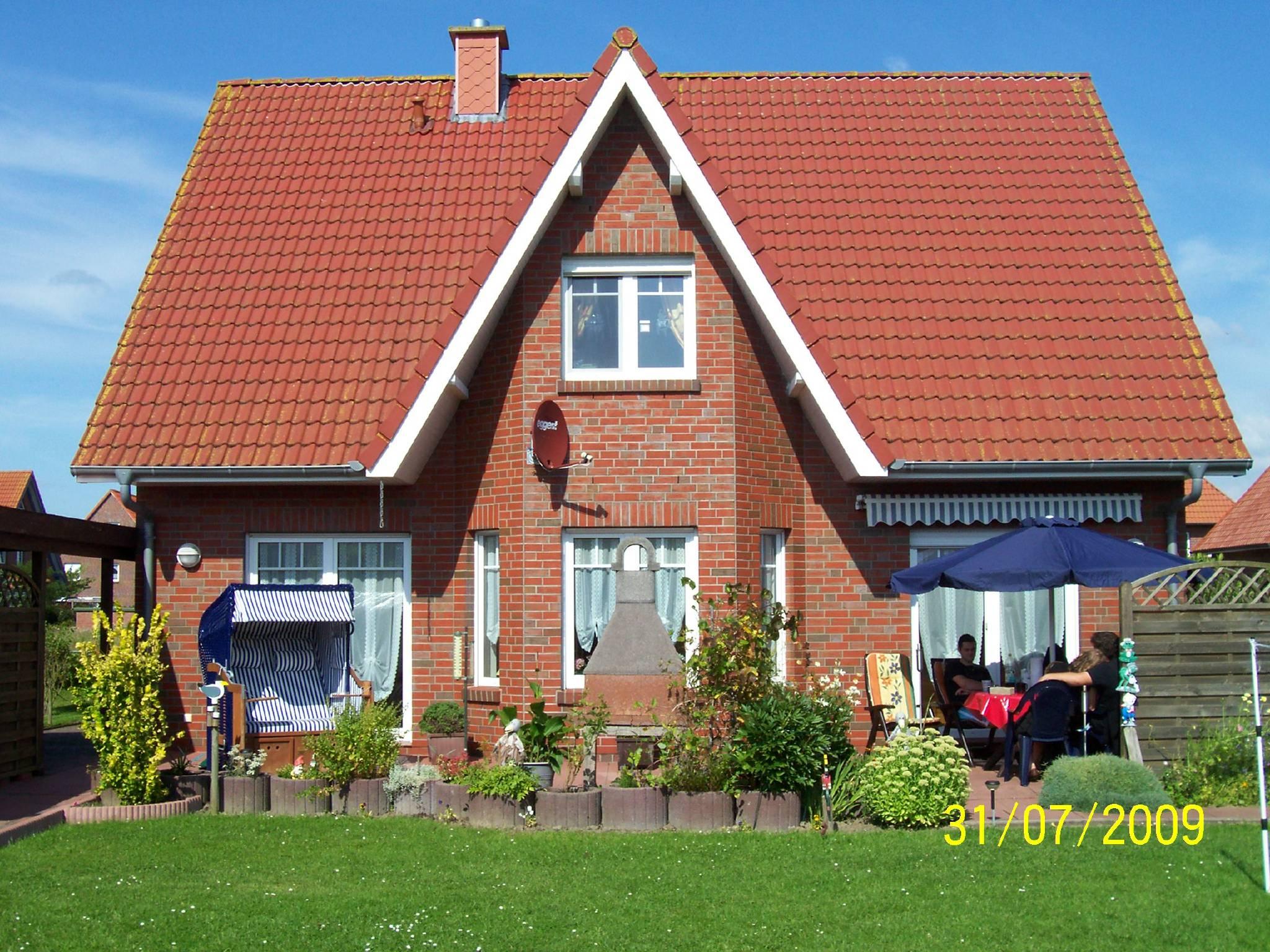 Ferienwohnung 'Haus im Friesenstil'
