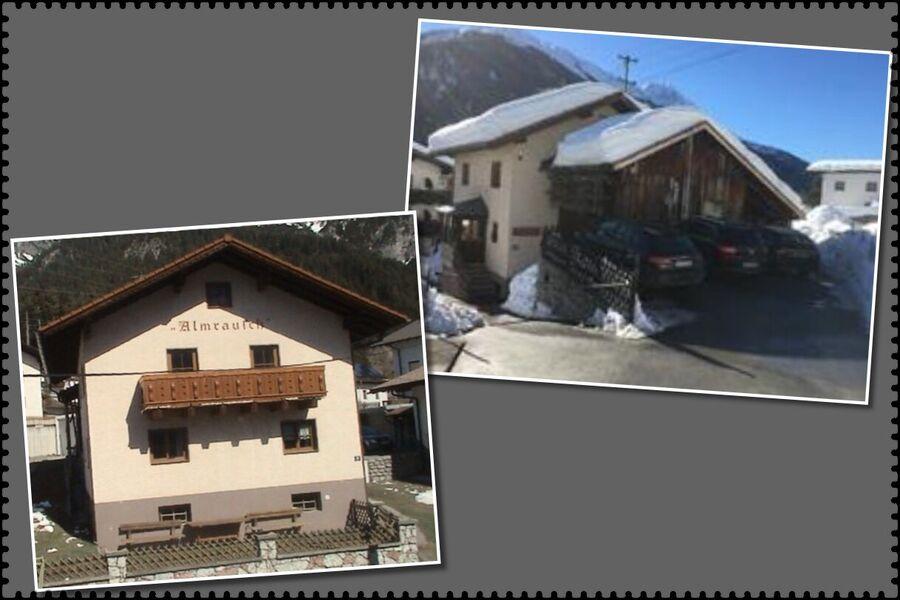 Ferienhaus Almrausch am Arlberg