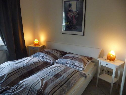 unser neues Schlafzimmer, komfortabel