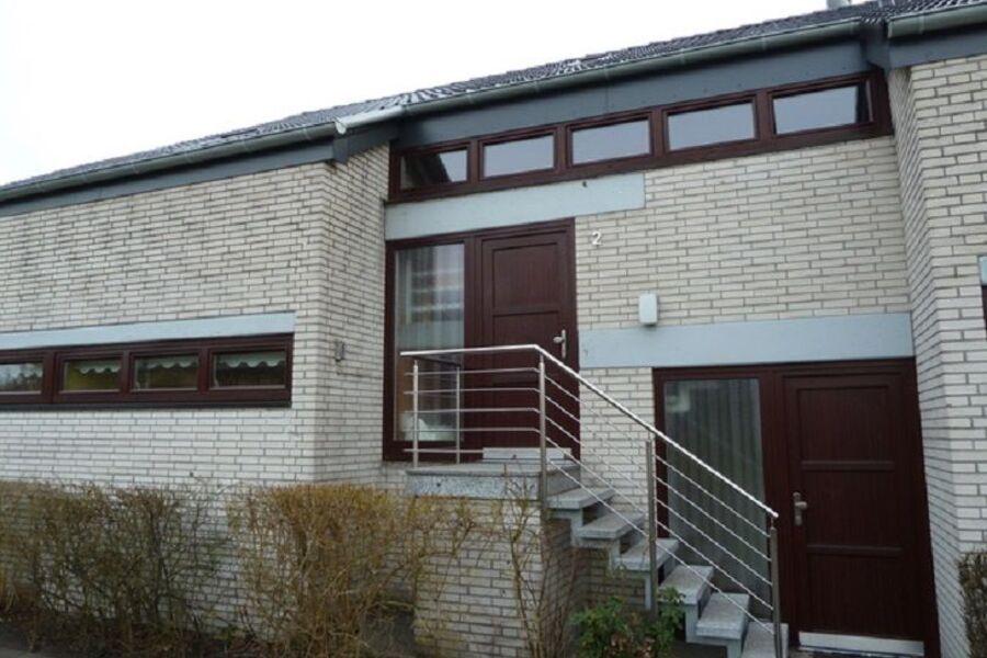 Hauseingang zu Whg. 4