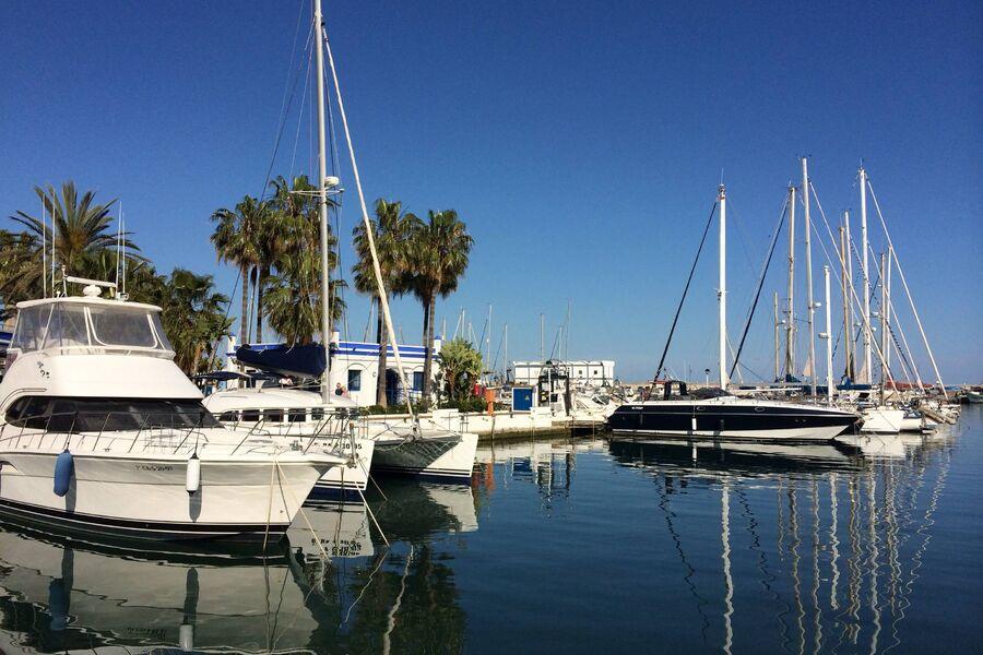 Hafen Estepona