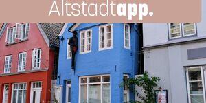 Altstadtwohnung Flensburg - 'Kapitänskajüte' in Flensburg - kleines Detailbild