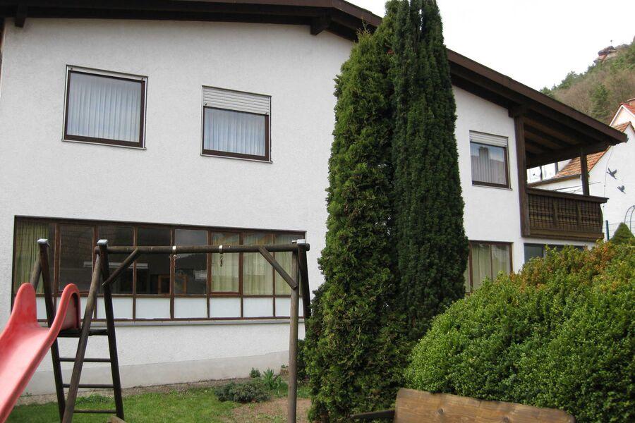 Wohnung in der oberen Etage