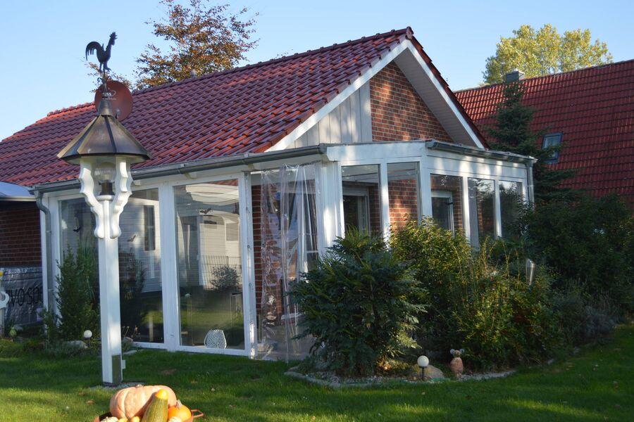 """Haus Storchennest mit """"Wintergarten"""""""