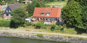 RED Ferienhaus am Nord-Ostsee-Kanal, Ferienhaus am Nord-Ostsee-Kanal in Sehestedt - kleines Detailbild