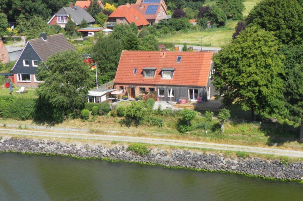 RED Ferienhaus am Nord-Ostsee-Kanal, Ferienhaus am Nord-Ostsee-Kanal