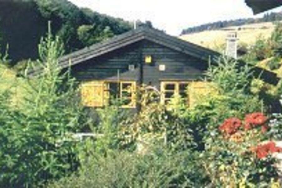 Haus nahe am Wald