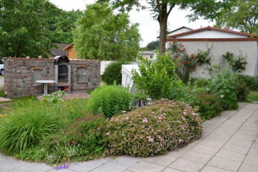 Blaues Haus - Ferienwohnungen Egon Schulz, Wohnung