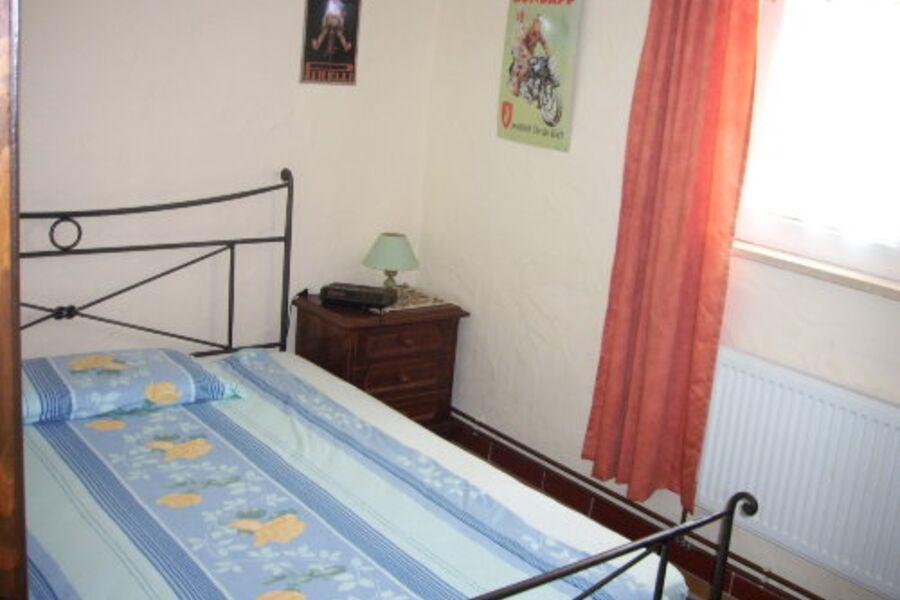 Schlafzimmer 1,( mit Doppelbetten)