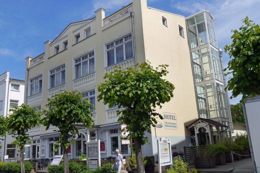 Villa Schwanebeck Balkone