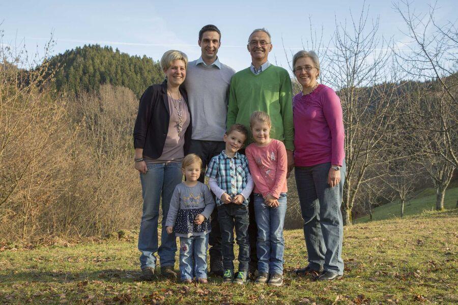 Familie Kaltenbronn