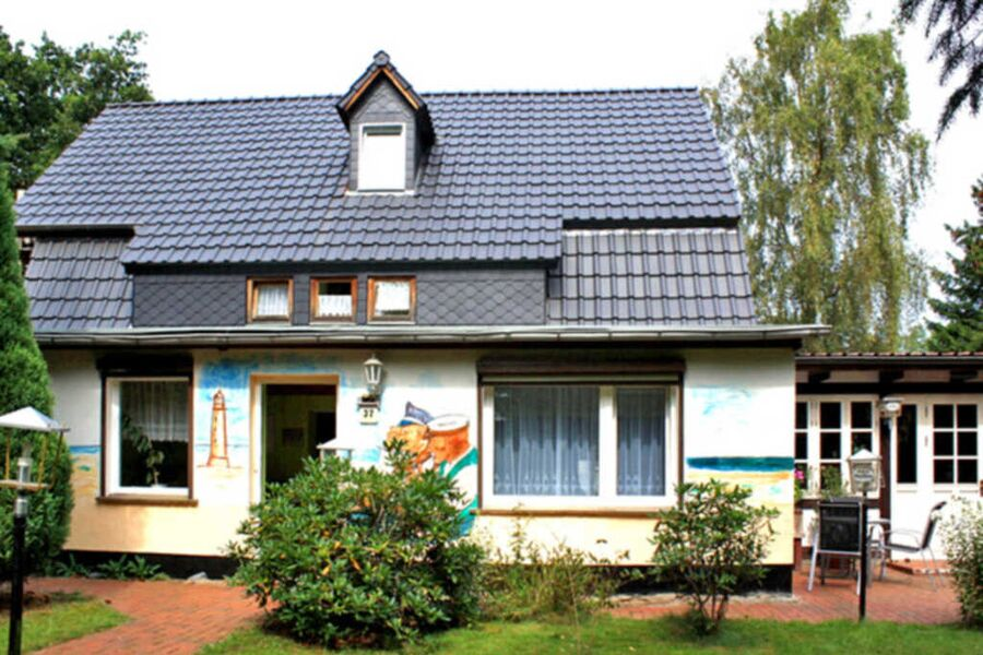 Pension in Prerow, 09 - Zweibettzimmer