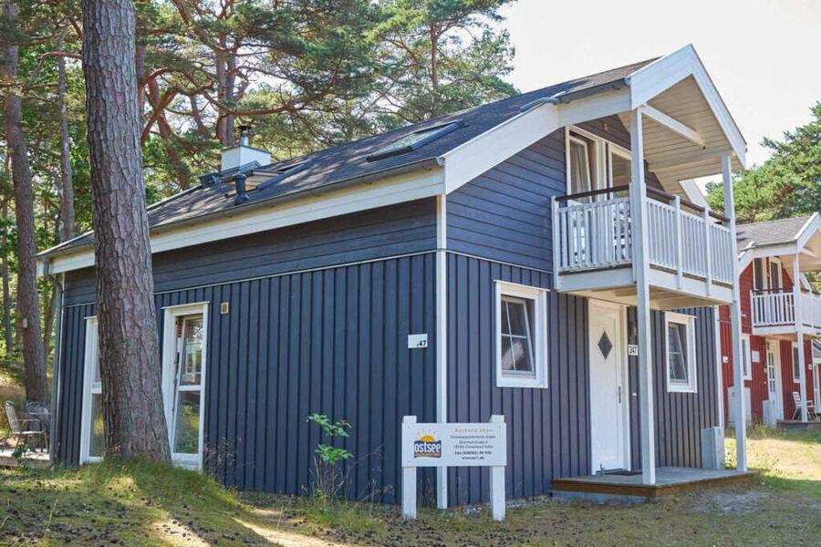Strandpark Baabe F570 strandnahes Haus 247 mit Ter