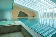 Schwimmbad im Haus Trafalgar