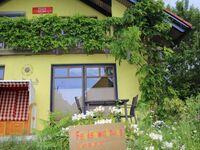 Ferienwohnungen im Haus Gaja, Abendrot in Heringsdorf (Seebad) - kleines Detailbild