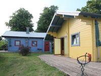 Holzhäuser mit Kamin F 270, 3-Raum-Ferienhaus Jennie für 6 Pers. in Kröpelin OT Brusow - kleines Detailbild