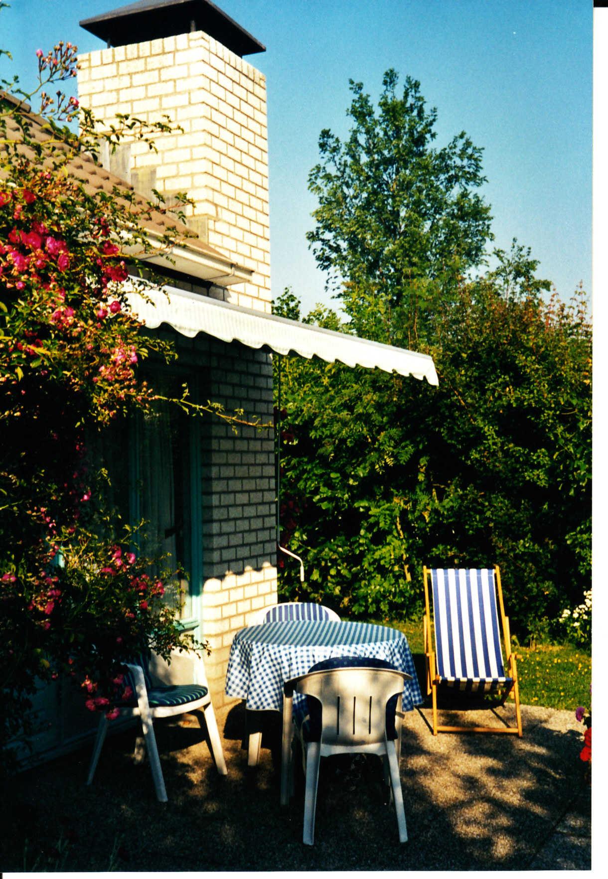 Terrasse nach Süden