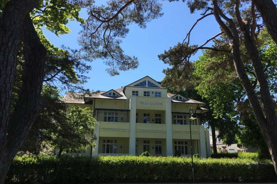 Villa Caprivi Promenaden ansicht