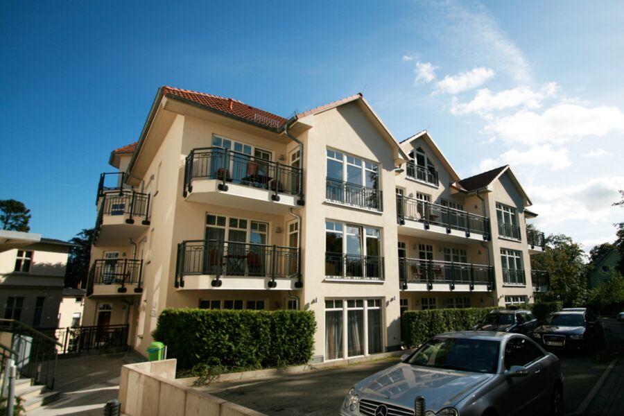 Villa Usedom mit Neubauresidenz