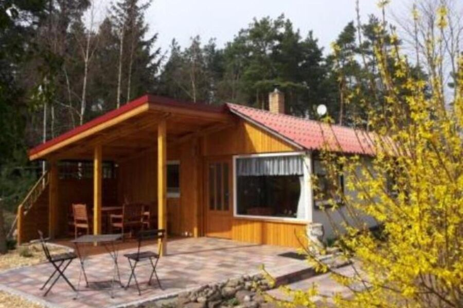 Bungalow am Lübbesee, Bungalow