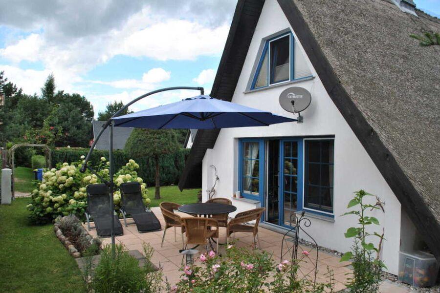 Finnhütte Quilitz, Ferienhaus