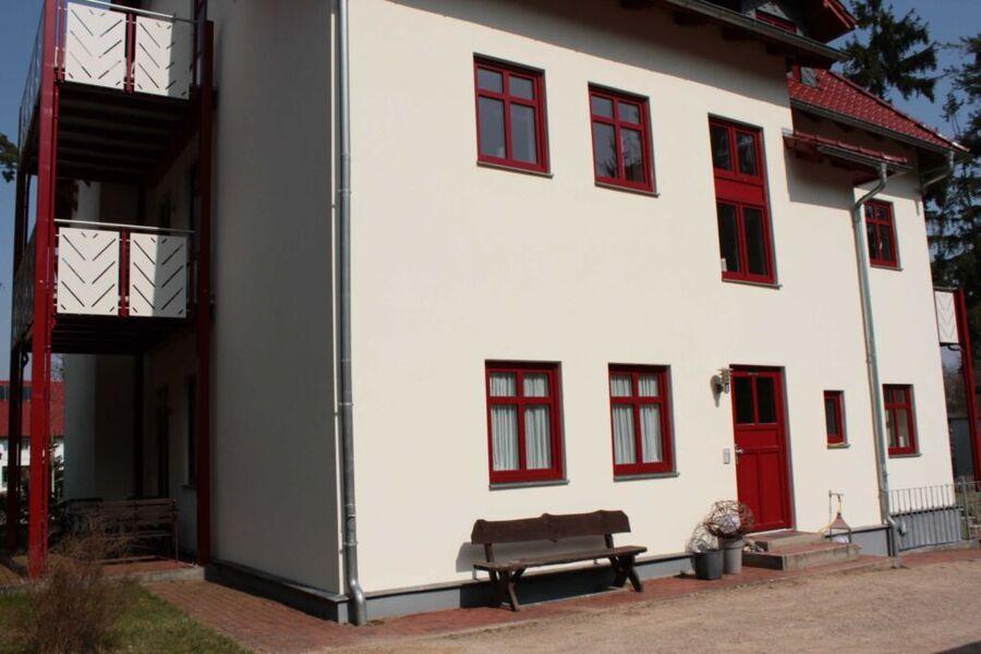 Villa Zollernhöhe, Ferienwohnung 3 mit Balkon