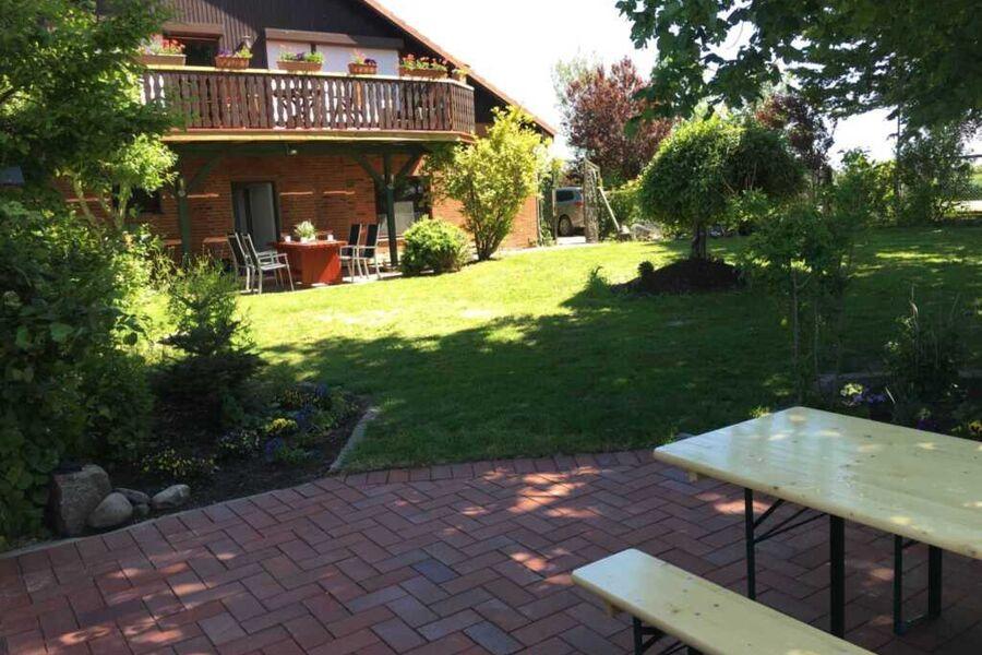 Terrasse und Gartenmöbel