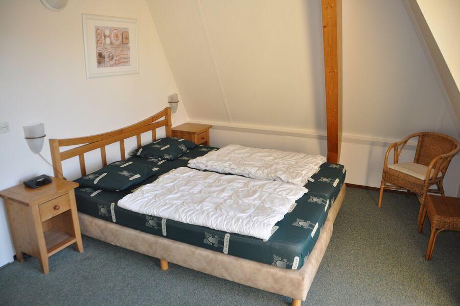 Elternschlafzimmer - Villa Zeeduin Luxe