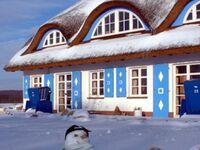 Arrangement - Winter auf Rügen - unterm Reetdach, Ferienappartementarrangement 'Winter auf Rügen' in Sellin (Ostseebad) - kleines Detailbild