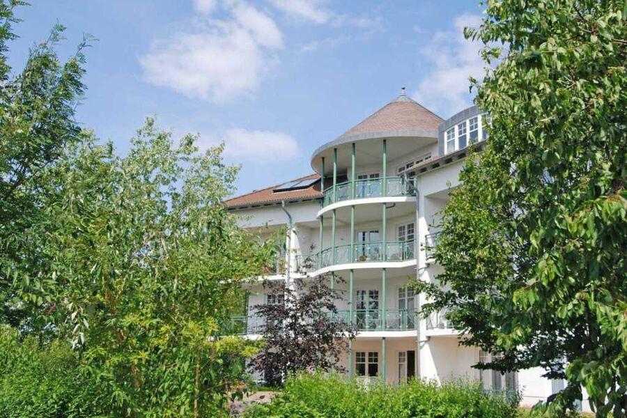 Residenz Waldschlösschen im Ostseebad Sellin Hausa
