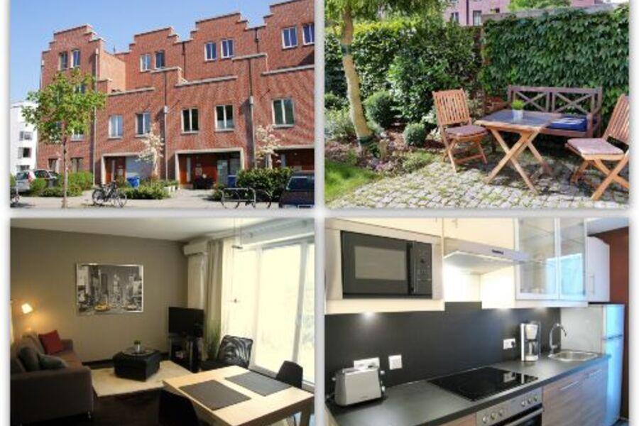 Komfort-Apartment am Medaillonplatz