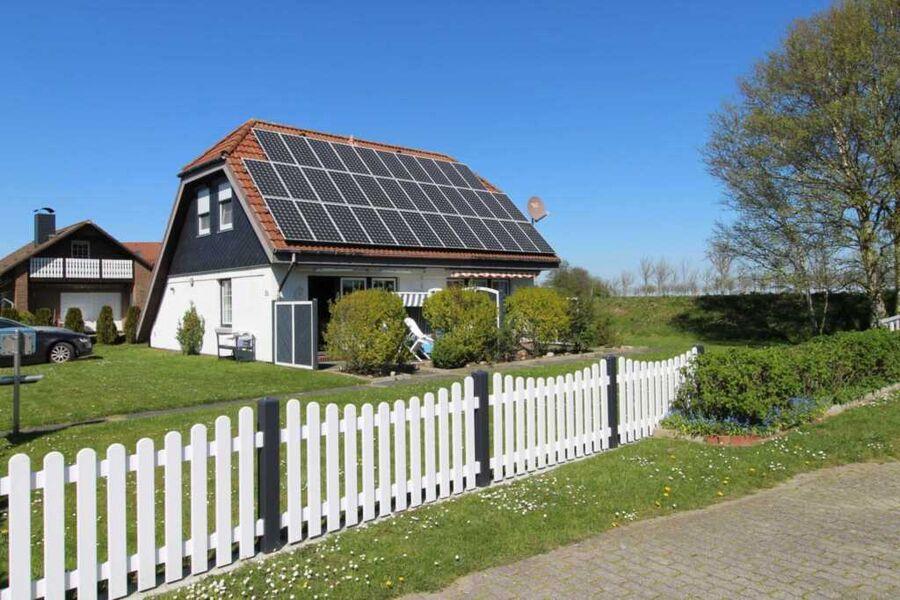 Ferienhaus Hardorp, Haus Strandläufer, Große Balje