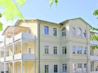 Villa Strandmuschel, FeWo 8: 60 m², 2-Raum, 4 Pers., Balkon, Blick Richtung Meer in Göhren (Ostseebad) - kleines Detailbild