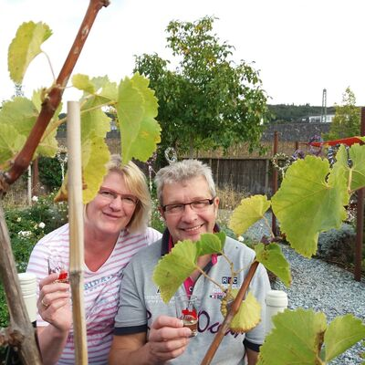 Vermieter: Christina und Wolfgang Klemme
