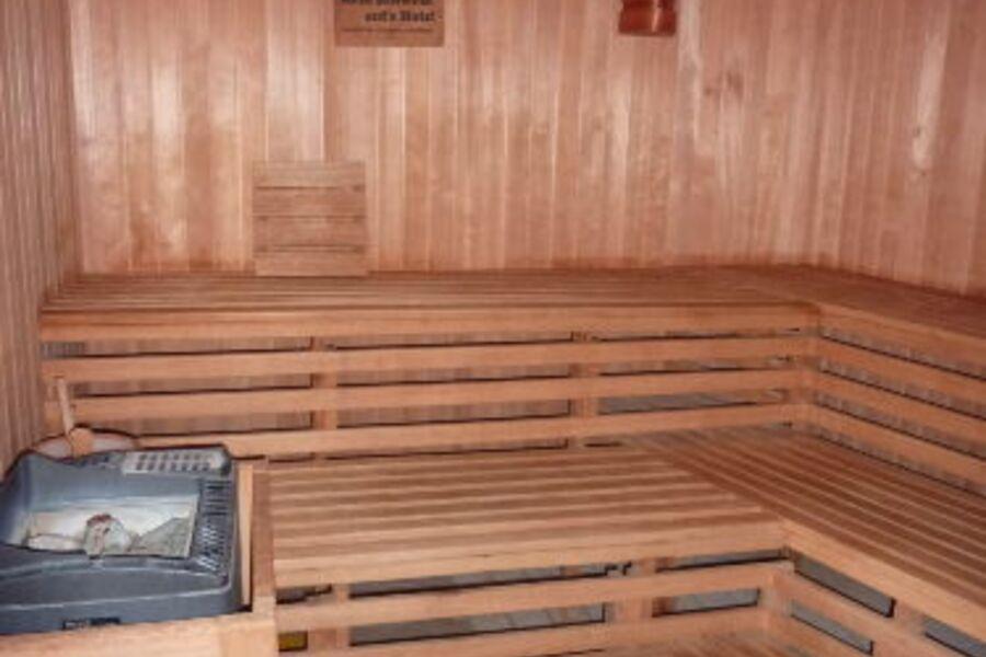 Kostenlose Finnische Sauna im Haus