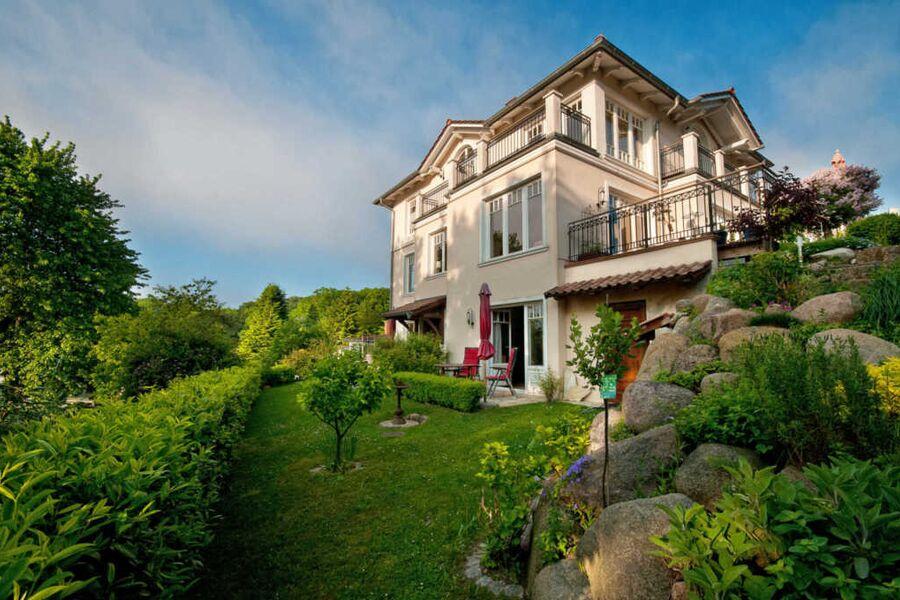 Herzlich willkommen in der Villa Amelie in Binz au