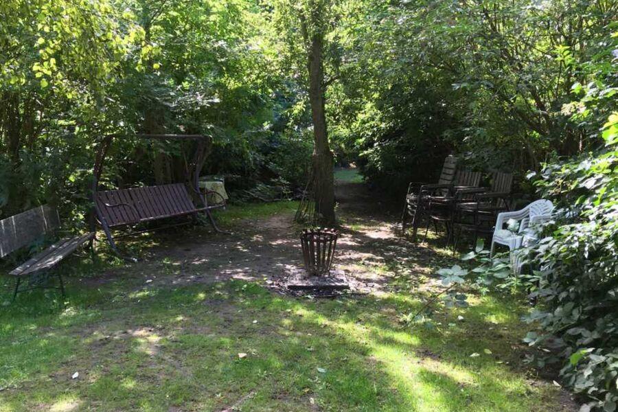 Ferien im alten Gutspark Schwarbe - Ferienhaus 1,