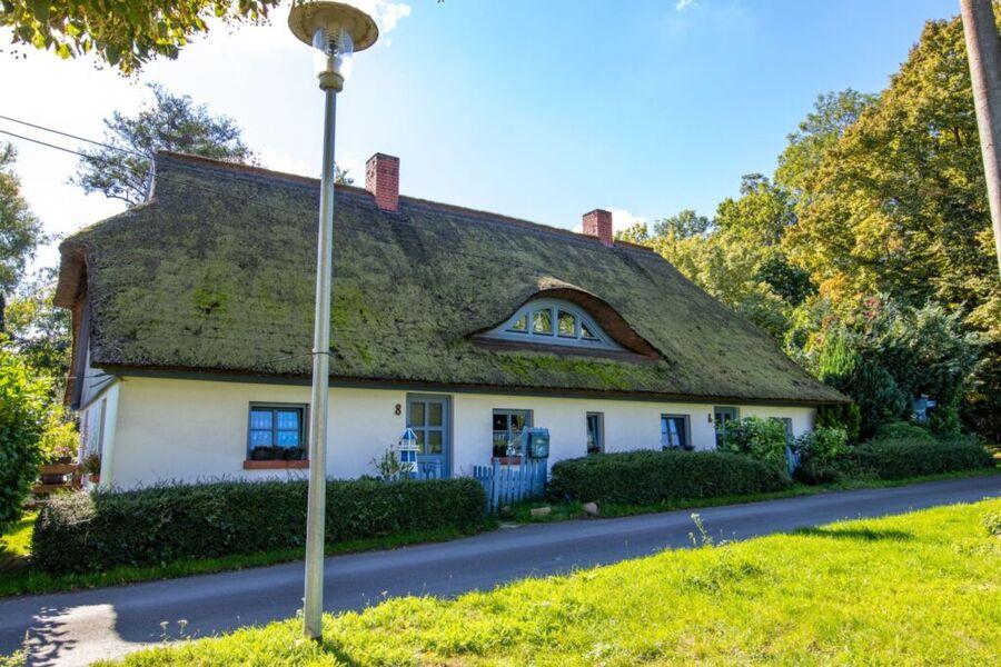 Ferienwohnung im 100-jährigen Reetdachhaus, Ferien
