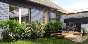 Blaues Ferienhaus am Strand (50m) - Ostsee - Salzhaff - Boot, Blaues Ferienhaus am Strand (50m)-Osts in Am Salzhaff - kleines Detailbild