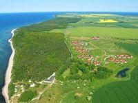 Ferienresidenz Rugana am Bakenberg, FeWo E-B20: 54m², 2-Raum, 4 Pers., Terrasse in Dranske-Bakenberg - kleines Detailbild
