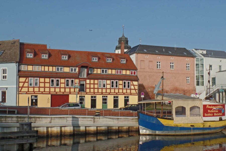 FLOATING 44 Ueckermünde, Floating 1 - Haustier mög