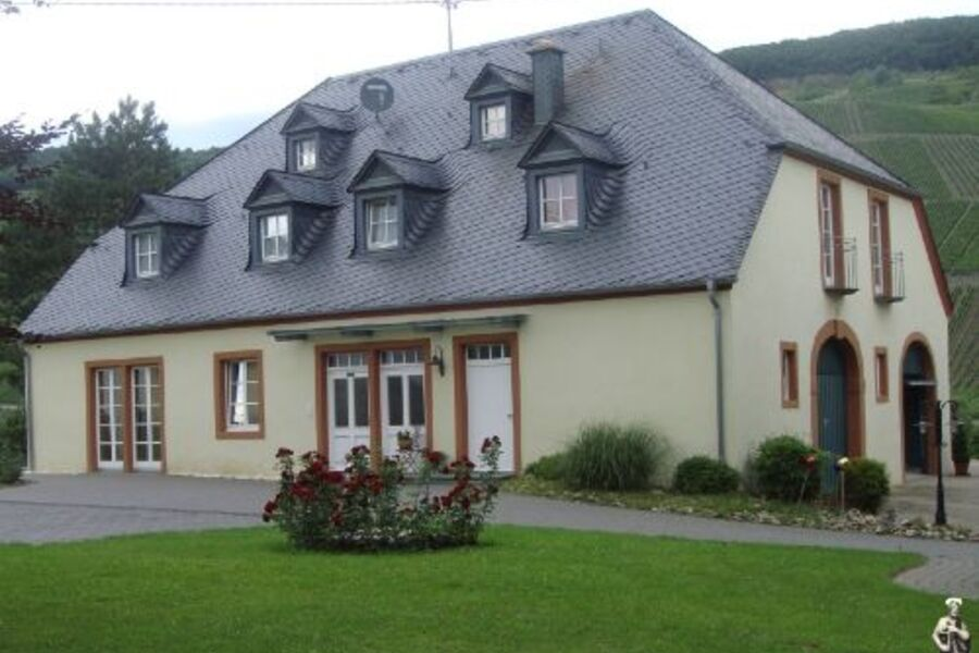 """Ferienhaus """"Alte Burg Loesenich"""""""