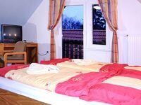 Pension in Prerow, 01 - Doppelzimmer mit Balkon in Prerow (Ostseebad) - kleines Detailbild