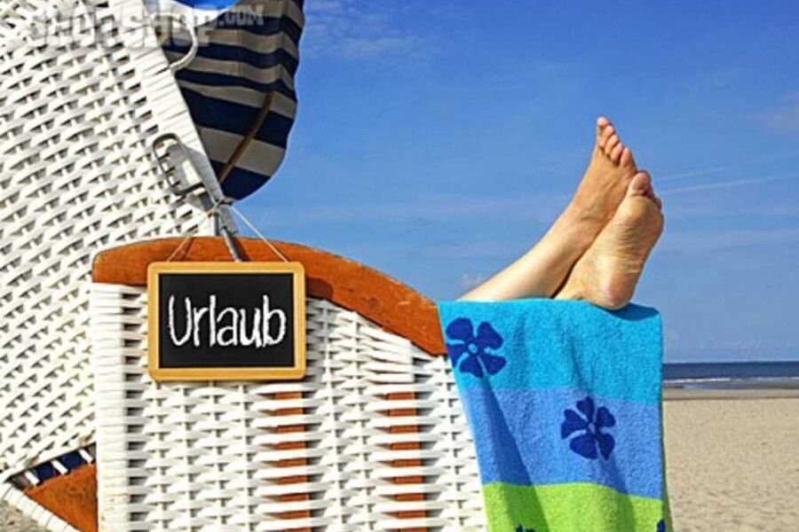 Urlaub im Strandkorb - erwartet Sie in der Villa A