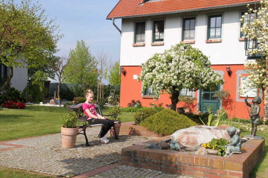 Ferienwohnanlage 'Alte Molkerei' 5 Sterne, Sahneka