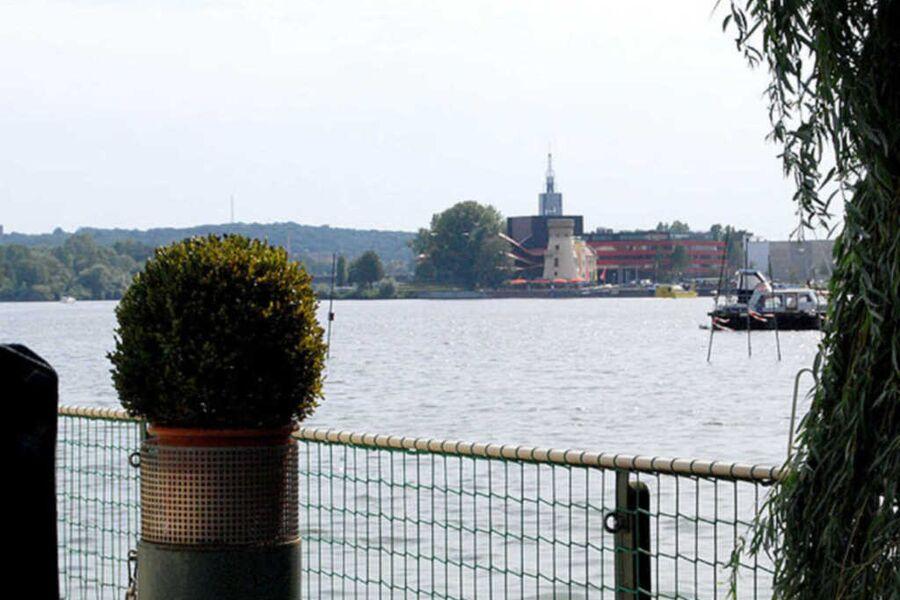 Potsdam: Schiffspension 'Luise', Kajüte