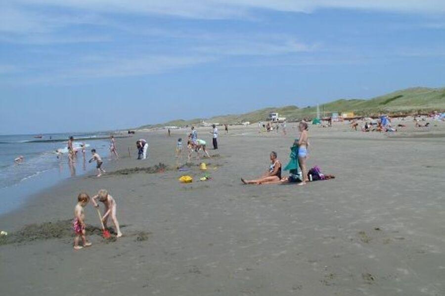 Strand in Petten